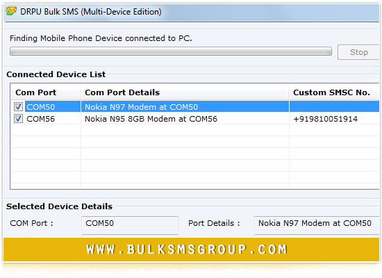 Windows 7 Bulk SMS Multi Mobile Phone 8.2.1.0 full